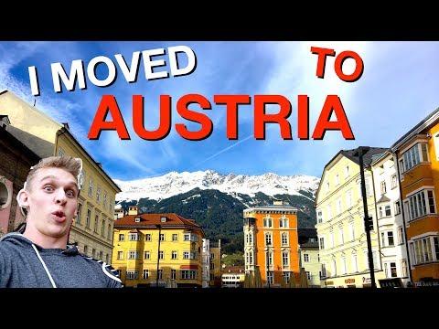 Vegan Travel Vlog   I MOVED TO AUSTRIA
