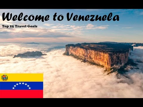 WELCOME TO VENEZUELA | TOP 25 THINGS TO DO | Travel Tips