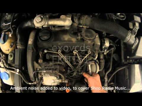 VW A4: ALH TDi P1247 - Needle Lift Sensor (G80): Open or Short to Plus