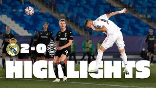 GOALS AND HIGHLIGHTS | <b>Real Madrid</b> 2-0 Borussia ...