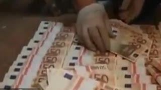 Літак з 20 мільярдами євро летів до України