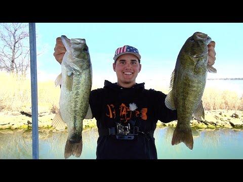 3v2 Bass Fishing Tournament!!!