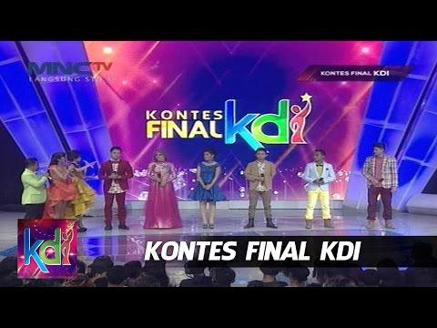 Parade Finalis KDI 2015