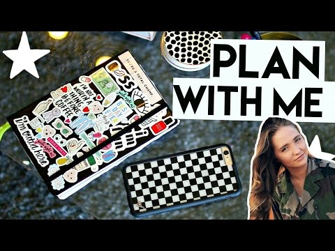 PLAN WITH ME! Passion Planner | Kenzie Elizabeth