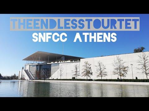 Stavros Niarchos Foundation Cultural Center / SNFCC / Kallithea, Athens, Greece / TET #13