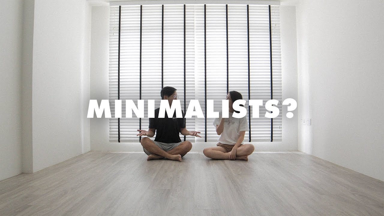 Are We Minimalists? (RE: The Healthy Minimalist Home Tour ...