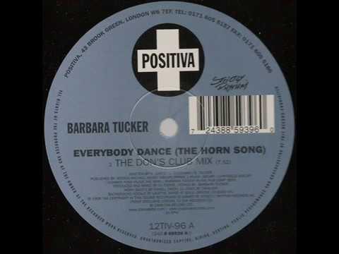 Barbara Tucker - Everybody Dance (The Horn Song)