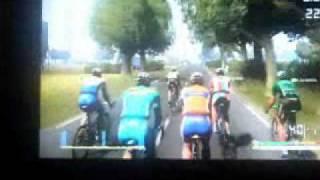 Tour De France 2011 Gameplay [XBOX360]