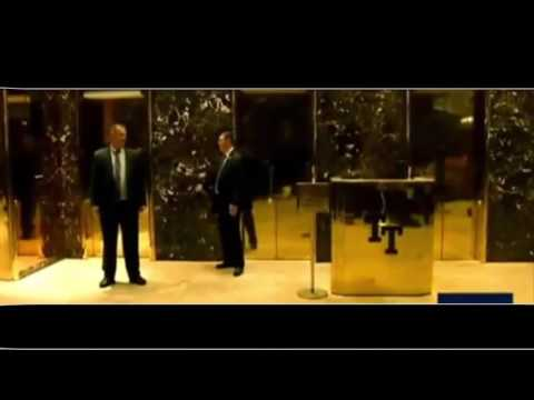 Trump Presidential Transition - Pool Feed of Trump Tower Lobby
