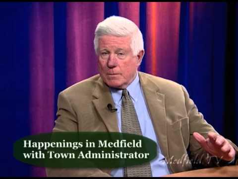 Happenings in Medfield w/ Town Administrator (2/15)
