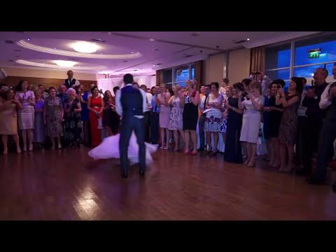 Irish Wedding..Best first Dance ever!