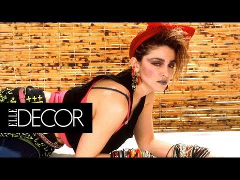 Madonna's Style Evolution | ELLE Décor