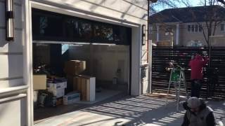 Arm-R-Lite FullView Custom Garage door