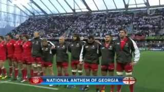 Georgia in six nations