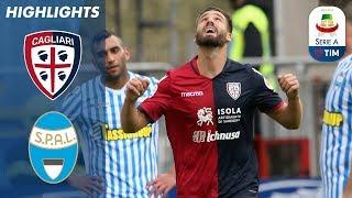 Cagliari 2-1 SPAL | Pavoletti Winner Ends SPAL Winning Streak! | Serie A
