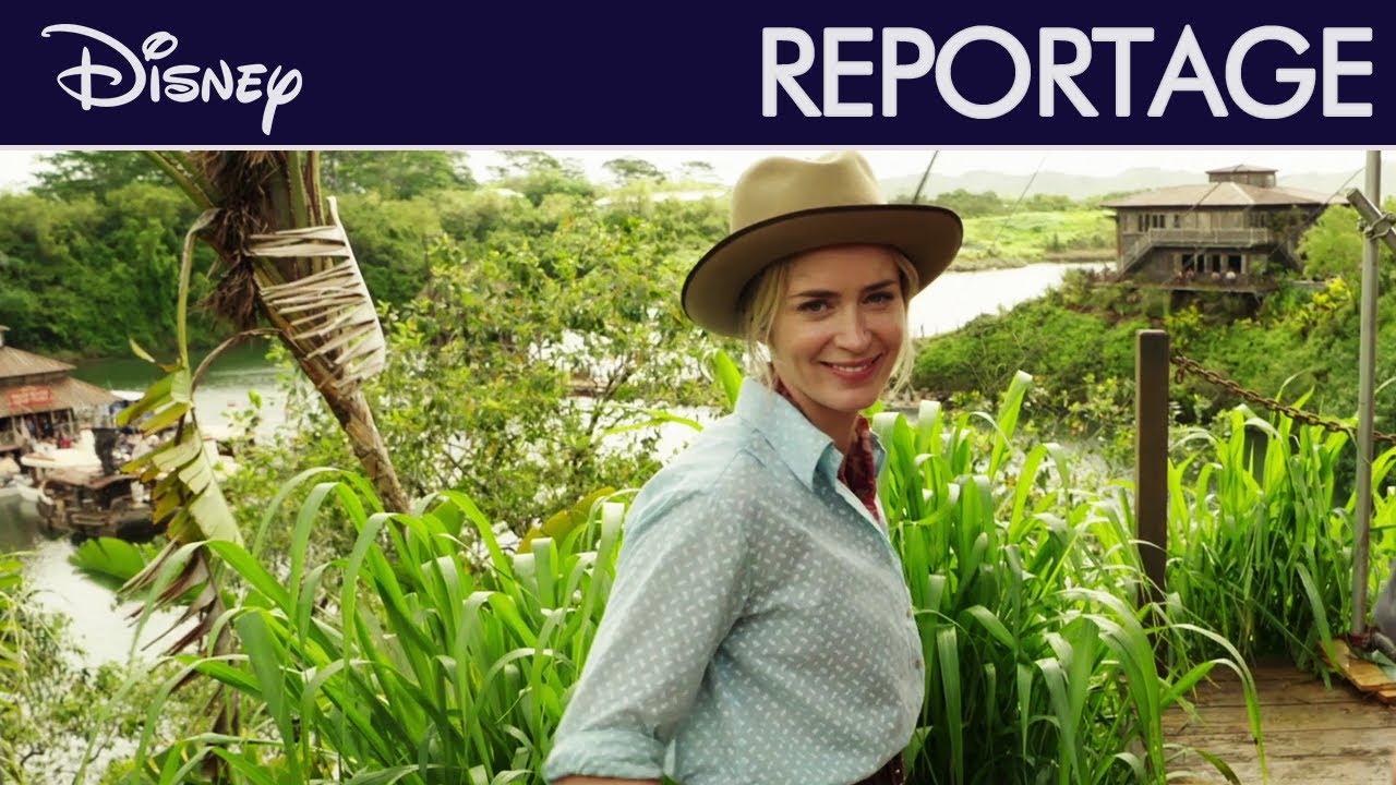 Jungle Cruise - Reportage : L'aventure   Disney