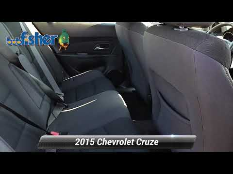 Used 2015 Chevrolet Cruze LT, Reading, PA K1860A