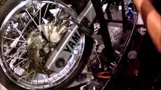 Mecânico Legal - Revisão geral YAMAHA XTZ/250 LANDER Cliente Rafael