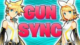 ♪ Electric Angel ♪ ~ Overwatch Gun Sync ~ (Kagamine Rin Len Vocaloid Remix w/lyrics)