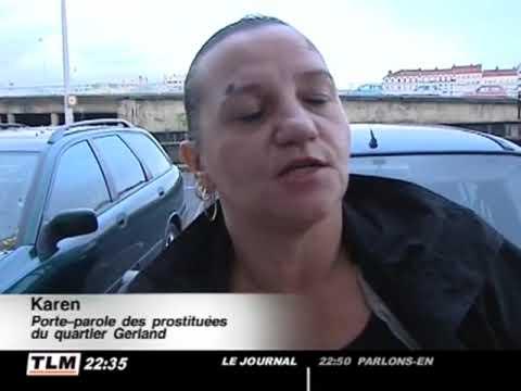Prostituée camionnette lyon