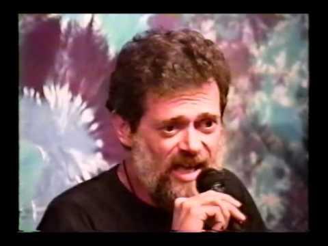 Terence  McKenna in Maui Hawaii 1994 - Axiom production