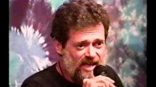 Terence  McKenna in Maui Hawaii 1994 - Axiom production