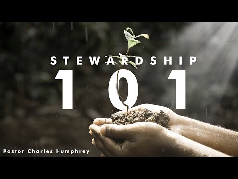 Stewardship 101: What's under your control?