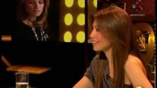 Entrevista a Thalia - Las noticias por Adela - Parte 3 y avance