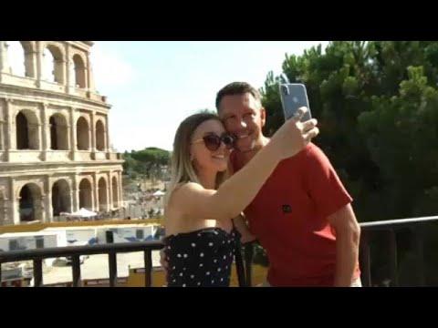 Turismo impulsiona PIB italiano em 1,5%
