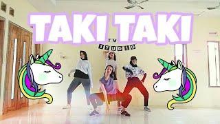 TAKI TAKI - DJ Snake ft. Selena Gomez |  @patrick_sperl @trbnhntr dance choreography