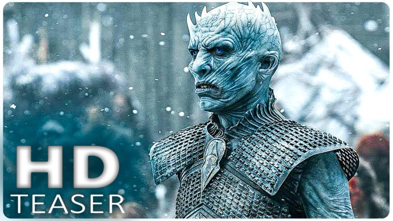 game of thrones season 8 trailer teaser 2019 got 8 youtube. Black Bedroom Furniture Sets. Home Design Ideas