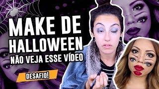 Baixar TUTORIAL: Maquiagem de Halloween - Dia das Bruxas