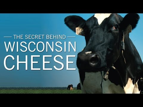 The Secret Behind Wisconsin Cheese | Original Fare | PBS Food