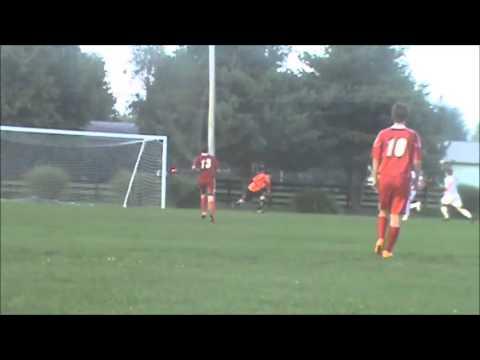 Izaac Wiley College Soccer Recruiting Film 2014