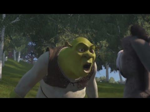 Shrek says DONKEY 1,099,511,627,776 times