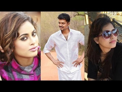 Fourth actress in Vijay's Puli - Actress Nandita joins | Hot Tamil Cinema News thumbnail