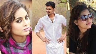 Fourth actress in Vijay's Puli - Actress Nandita joins   Hot Tamil Cinema News