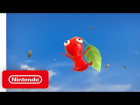 PIKMIN Short Movies - Treasure in a Bottle - Nintendo