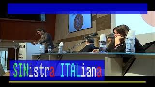 Sinistra Italiana ha rotto con LeU - TG1 27 10 2018 - assemblea nazionale