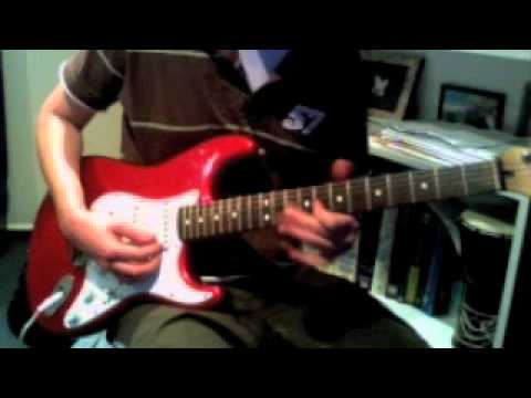 2pac I aint mad at cha Guitar Jam