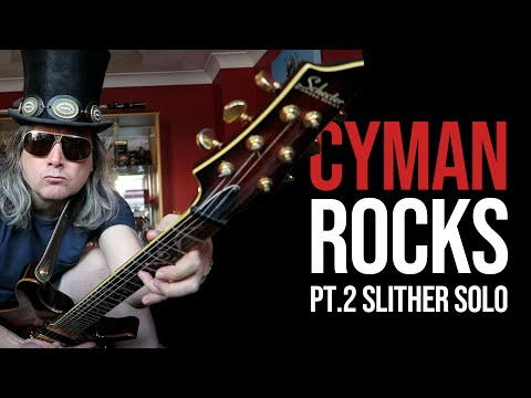 Part 2. Velvet Revolver Slither, Slash's solo cover and recording
