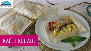 Kağıt Kebabı Tarifi| Nefis bir Ana Yemek |Ramazan Tarifleri▪Masmavi3mutfakta▪