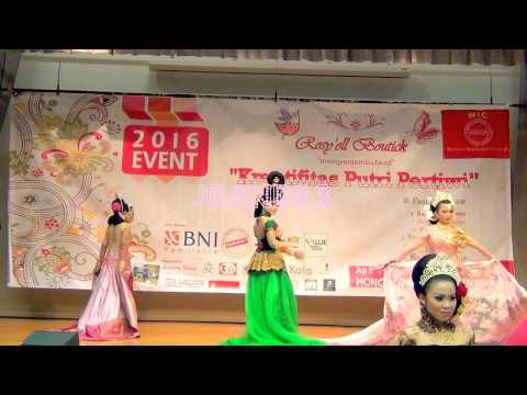 LOMBA FASHION SHOW KEBAYA GLAMOUR~EVENT ROSY'ELL BOUTICK HONGKONG(JEAND82)
