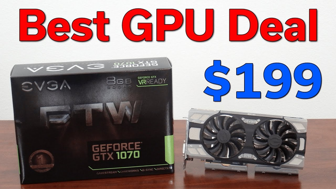 Today's cheapest prices on all the best graphics cards: