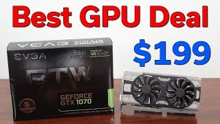 Best $200 GPU Deal — Gaming @ 1080p, 1440p, & 4K — 11 Games Benchmarked