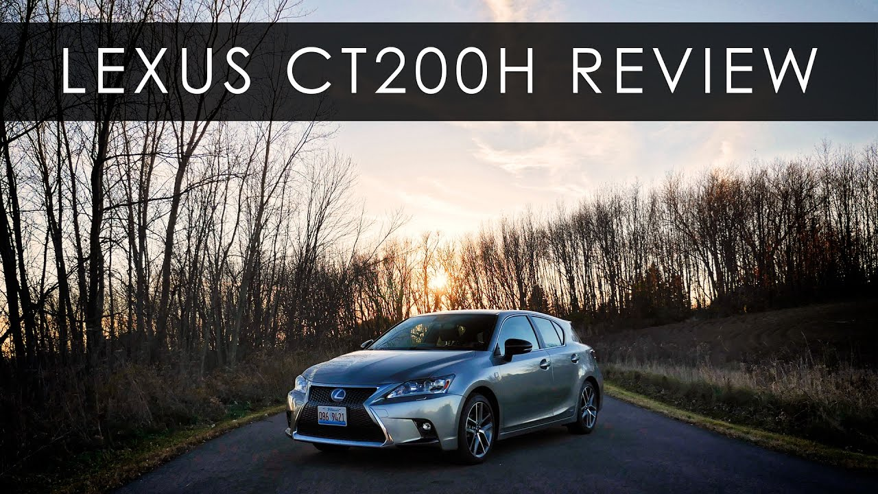 Review 2017 Lexus Ct200h Eco Hatch With Flair Youtube