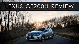 Review | 2017 Lexus CT200h | Eco Hatch with Flair