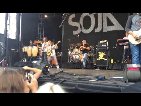 SOJA- Sorry live at Summer Solstice festival 2014