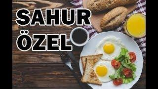 Sahurda Hazırlayabileceğiniz  Sizi Tok Tutacak 4 Kahvaltılık Tarif