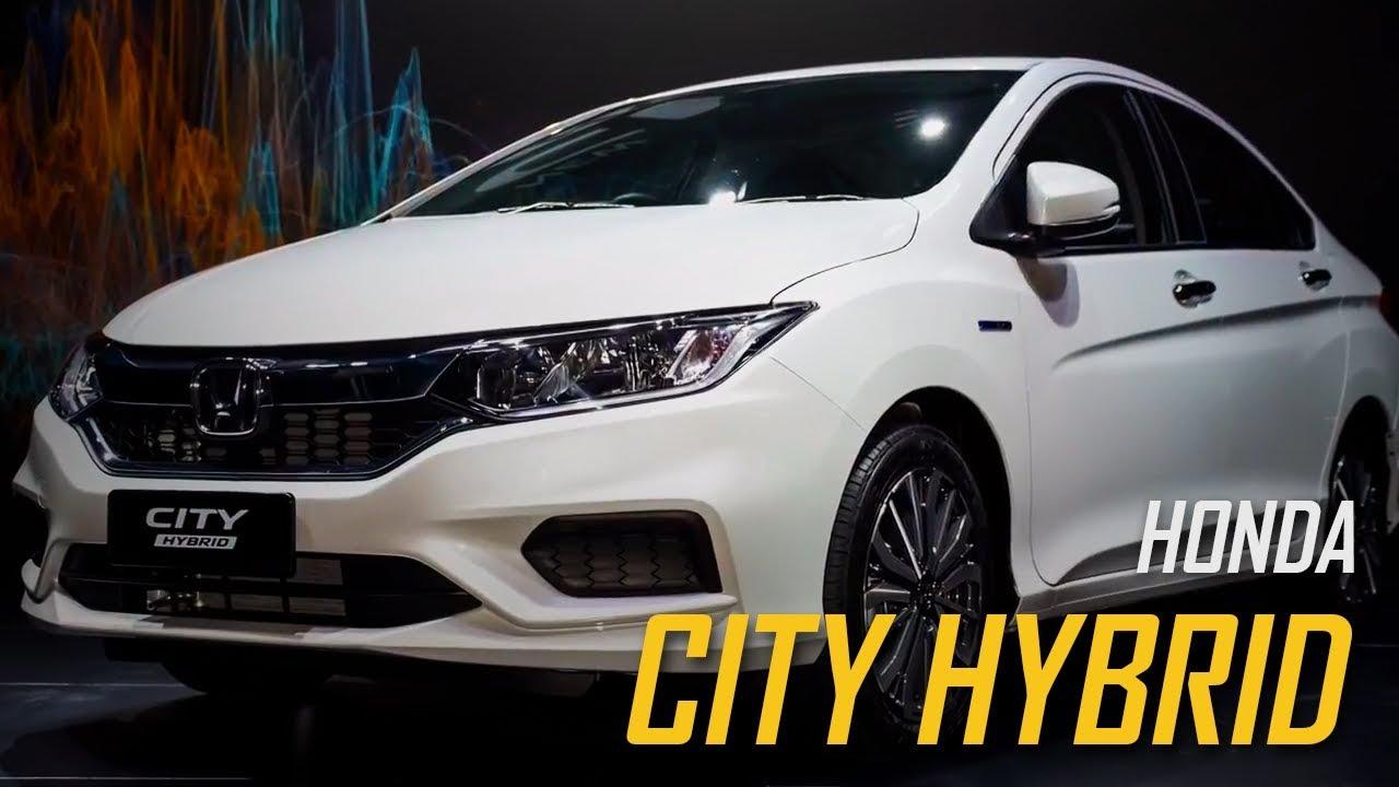 All-new Honda Hybrid Luxury Cars
